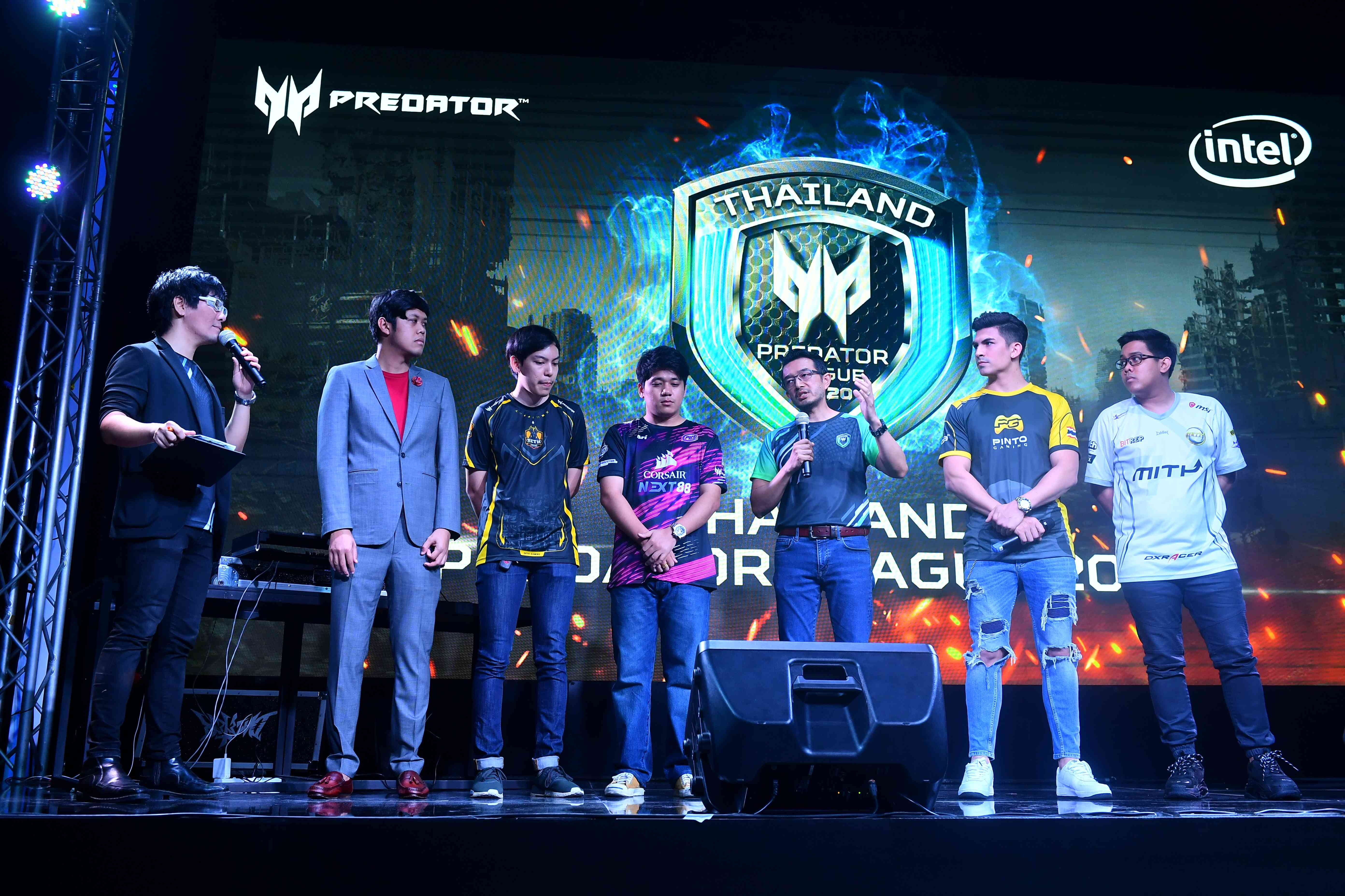 Thailand Predator League 2020